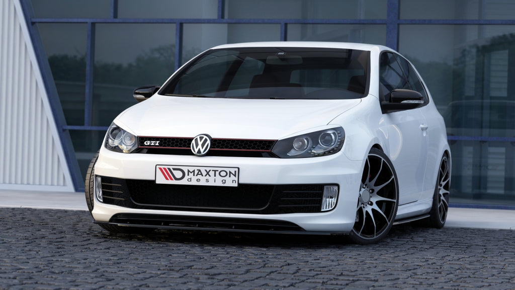 FRONT SPLITTER VER.2 VW GOLF VI (FOR GOLF GTI 35TH)