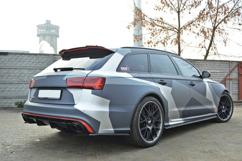 SPOILER CAP AUDI RS6 C7 - Car Enhancements UK
