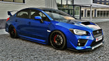FRONT SPLITTER V.1 SUBARU WRX STI - Car Enhancements UK
