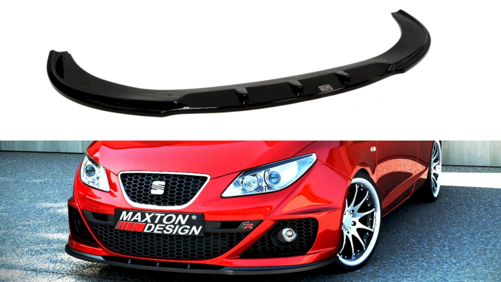 FRONT SPLITTER SEAT IBIZA IV FR (6J) PREFACE MODEL - Car Enhancements UK