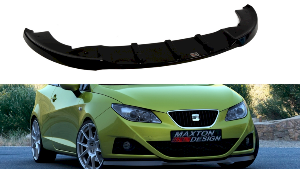 FRONT SPLITTER SEAT IBIZA IV (6J) PREFACE MODEL - Car Enhancements UK