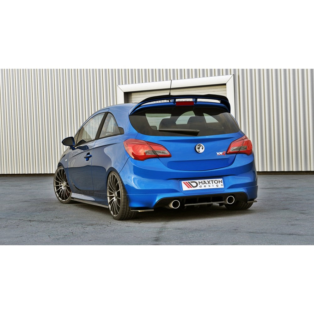 Maxton Design- Corsa E VXR rear Side Splitters