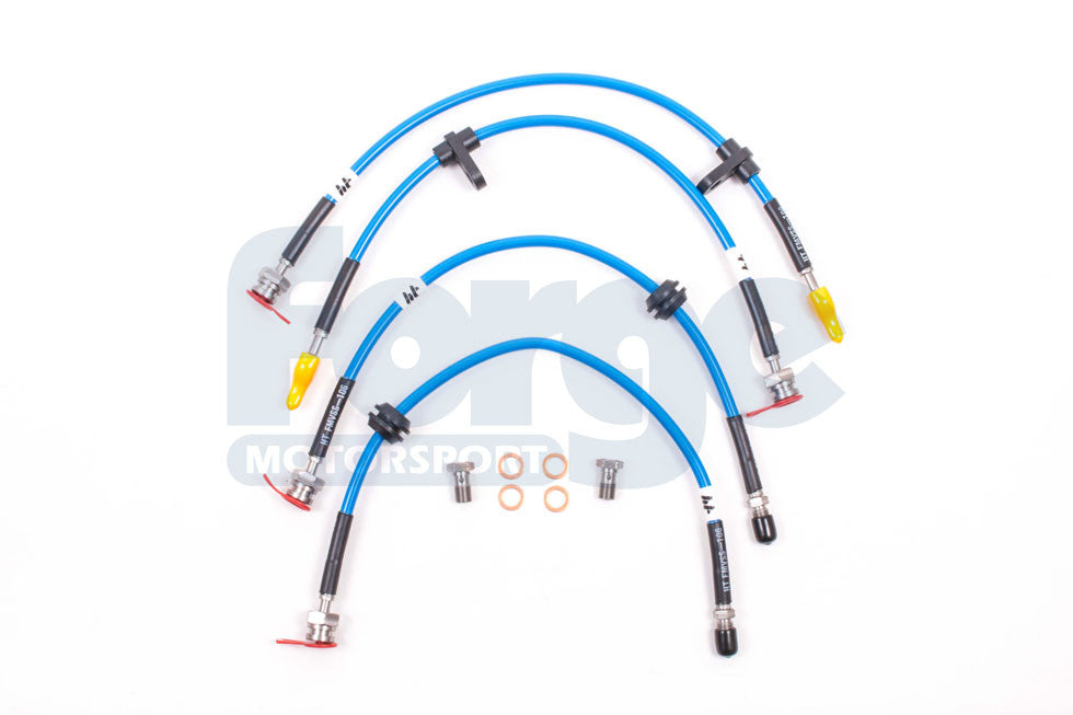 Braided Brake Lines for the Ford Focus RS MK3 - Car Enhancements UK