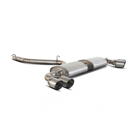 Scorpion Exhausts Audi TT S Mk2   Titanium cat-back system - Car Enhancements UK