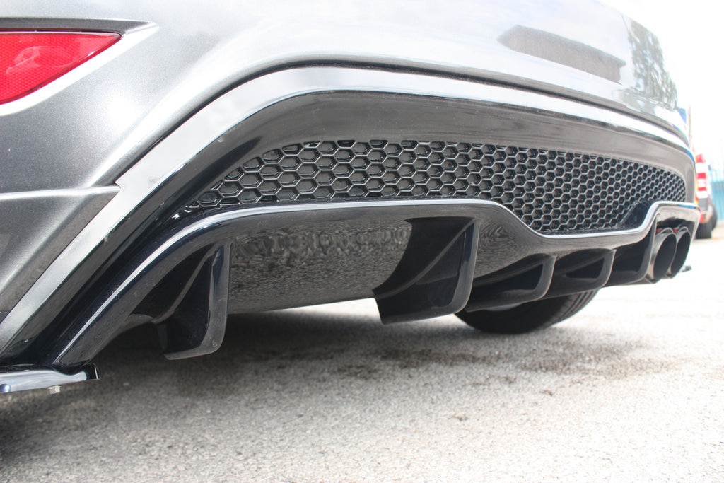 Maxton Design Rear Diffuser Addon MK7 ST - Car Enhancements UK