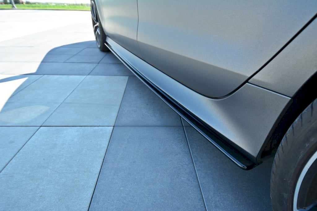 SIDE SKIRTS DIFFUSERS AUDI RS7 (2014-2017) - Car Enhancements UK
