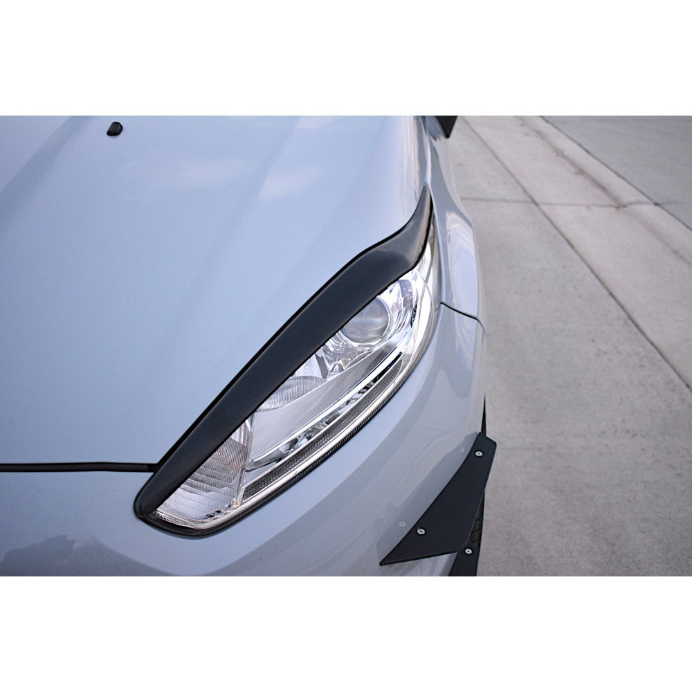 EYEBROWS V.1 FORD FIESTA MK7 ST FACELIFT (2013-2017) - Car Enhancements UK