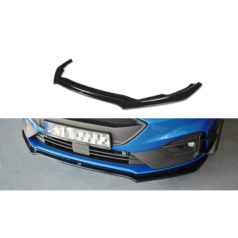 Maxton Design Ford Focus MK4 ST-Line (2018-UP) front splitter