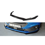 Maxton Design Ford Focus MK4 ST-Line (2018-UP) front splitter - Car Enhancements UK