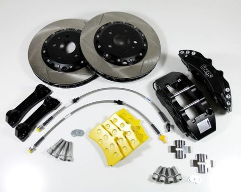 "Focus RS Mk3 Front Brake Kit - 356mm (18"" or Larger Wheels) - Car Enhancements UK"
