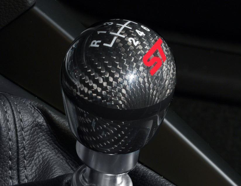 Genuine Ford Carbon Gear Knob (With or Without ST Logo)