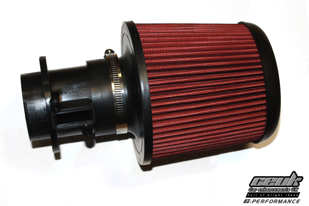 CEUK C:Performance MK7 Fiesta Maf Duct & Air Filter Assembly - Car Enhancements UK