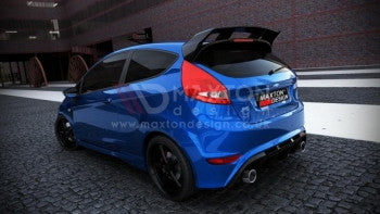 Maxton Design - Fiesta MK7 Roof Spoiler FACELIFT model (Focus RS Look)