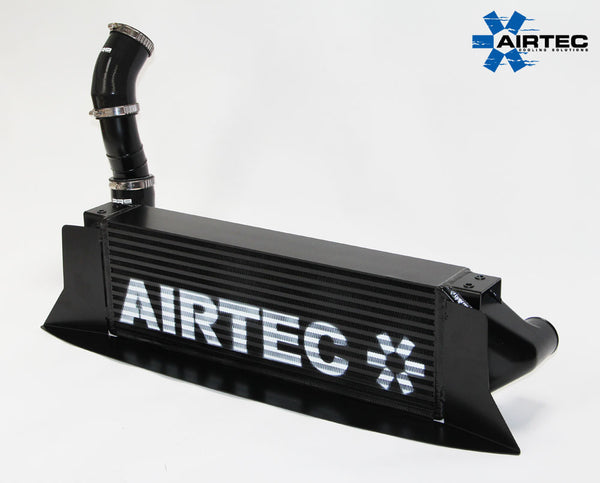 AIRTEC Stage 3 Intercooler Upgrade for Focus RS Mk2 - Car Enhancements UK