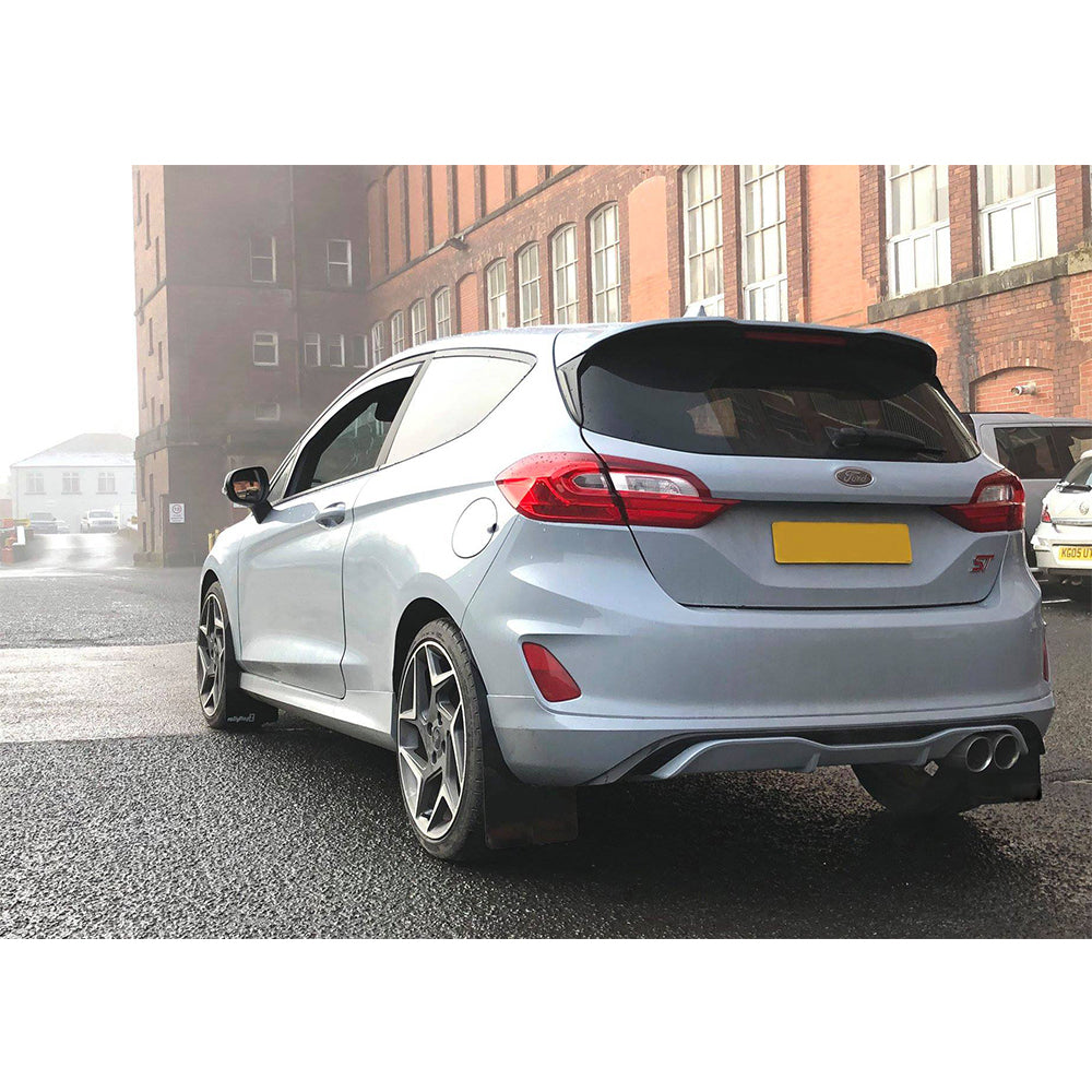 Rally Flapz Mud Flaps for MK8 Fiesta ST & ST Line - Car Enhancements UK