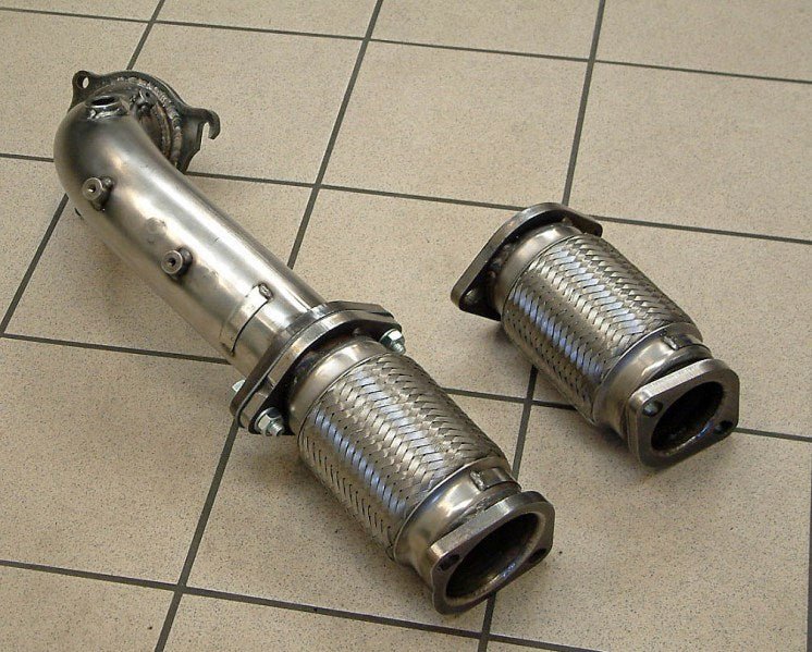 Ford Fiesta Mk7 ST180 1.6 EcoBoost – Mongoose Downpipe/Decat