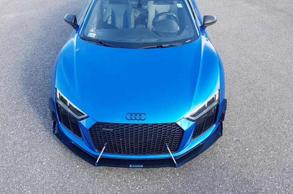 CANARDS AUDI R8 MK2 (2015 -UP) - Car Enhancements UK