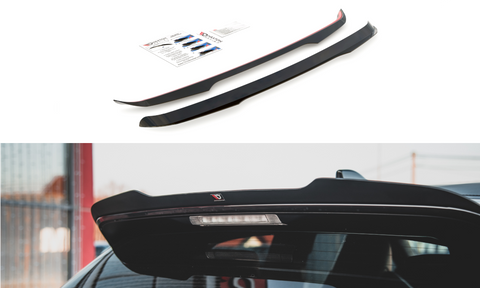 SPOILER CAP TOYOTA GR YARIS MK4 - Car Enhancements UK