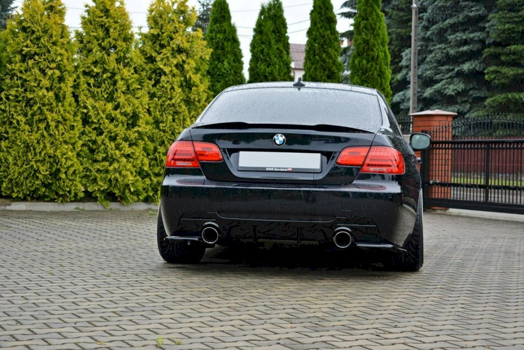 BOOT EXTENSION LIP BMW 3 E92 M-SPORT FACELIFT 2009-2013