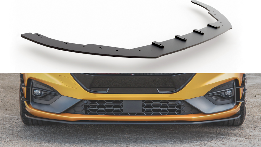 MAXTON RACING FRONT SPLITTER FORD FOCUS MK4 ST/ MK4 ST LINE (2019-)