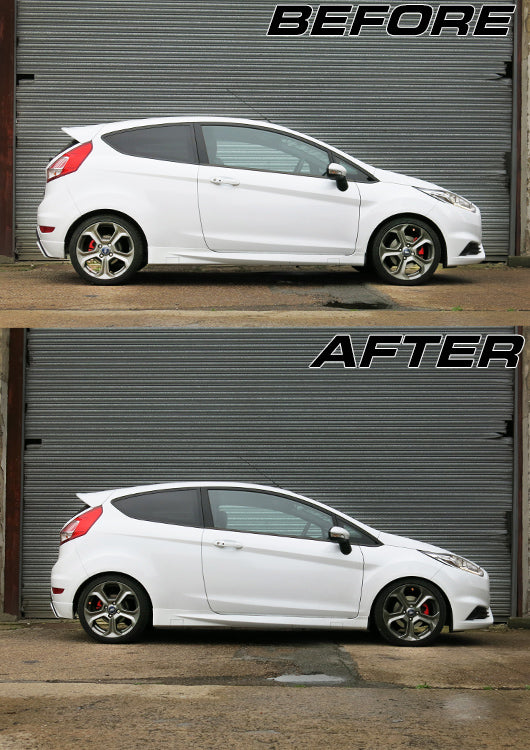 Eibach Red Line Lowering Springs MK7 Fiesta ST180/200 - Car Enhancements UK