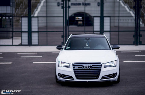 FRONT SPLITTER AUDI A8 D4 (2009-2013) - Car Enhancements UK
