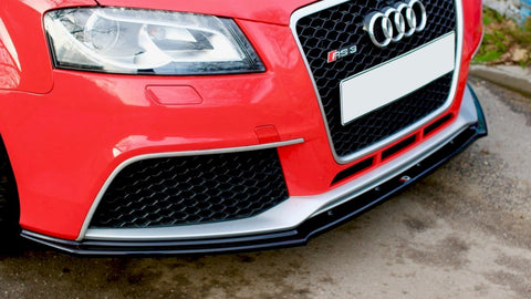 FRONT SPLITTER AUDI RS3 8P (2011-2012) - Car Enhancements UK