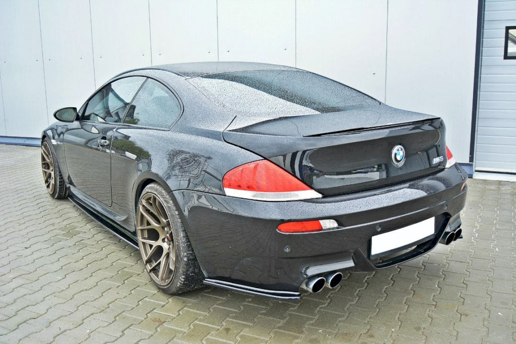 REAR SIDE SPLITTERS BMW M6 E63 (2005-2010)