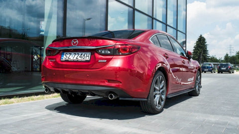 REAR SIDE SPLITTERS MAZDA 6 GJ (MK3) FACELIFT (2014- 2017) - Car Enhancements UK