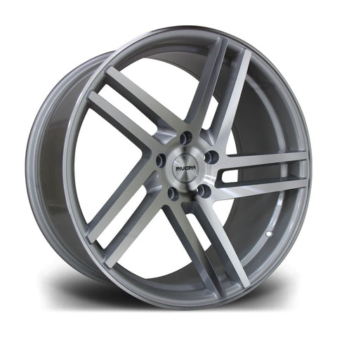 RIVIERA TWIST 20X9.5 5X120 ET38 74.1 MS - Car Enhancements UK
