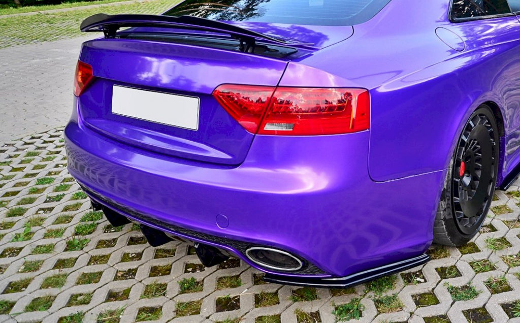 REAR VALANCE AUDI RS5 8T / 8T FL - Car Enhancements UK
