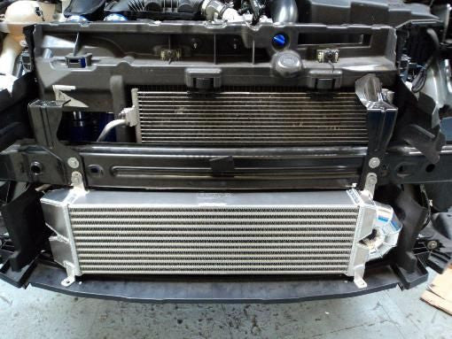Uprated Intercooler for Citroen DS3 and DS3 Racing - Car Enhancements UK