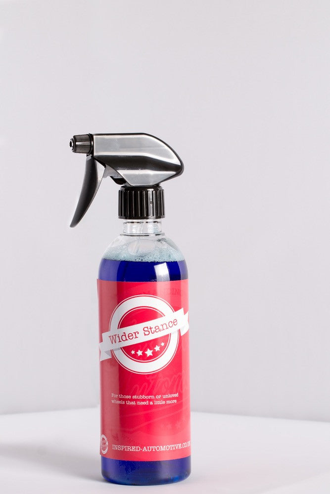 Wider Stance Light Acid Wheel Cleaner 500ml