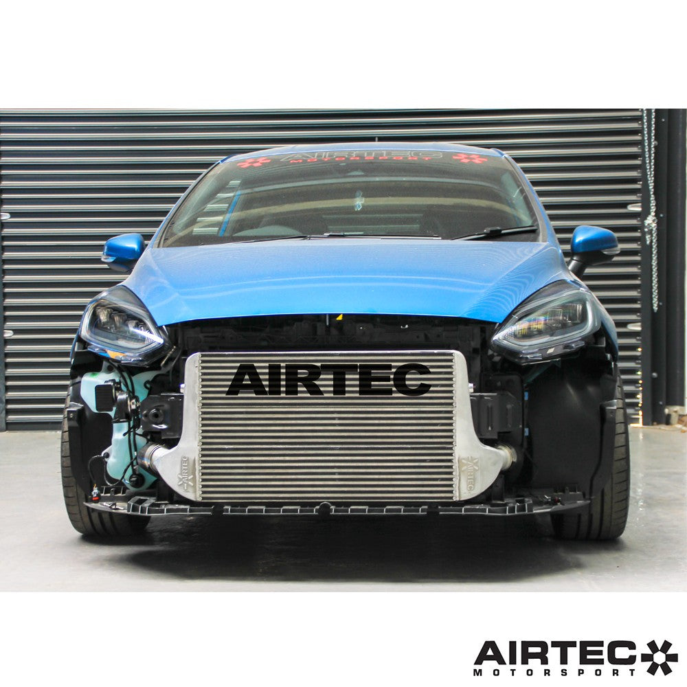 Airtec Full Face intercooler - MK8 Fiesta ST - Car Enhancements UK