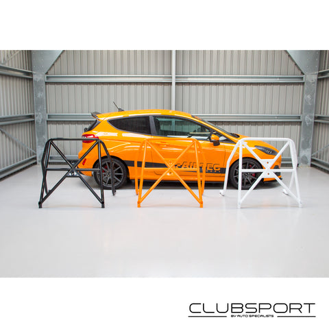 CLUBSPORT BY AUTOSPECIALISTS BOLT IN REAR CAGE FOR FIESTA MK8 ST / 1.0 - Car Enhancements UK