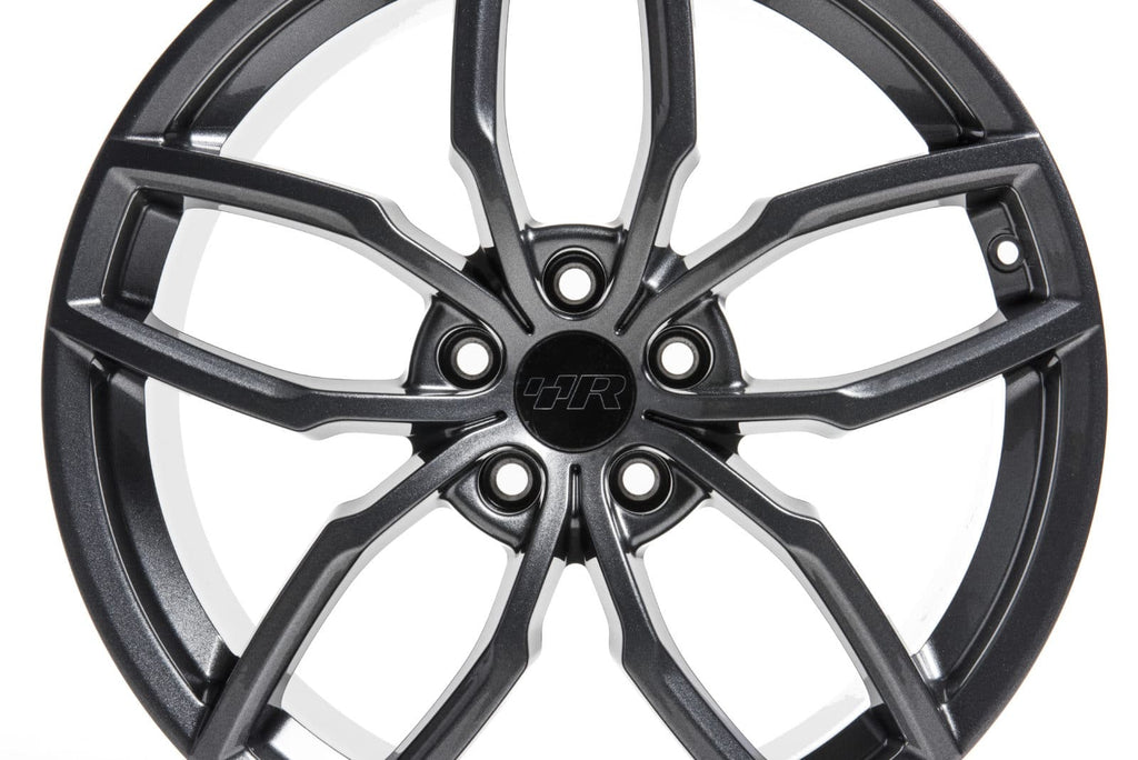 Racingline R360 Wheels – Gunmetal – 19″ x 8.5″ ET44 - Car Enhancements UK