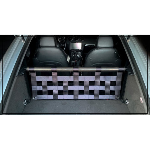 Rear seat delete carpet for Audi TT / TTS / TTRS 8J - Car Enhancements UK