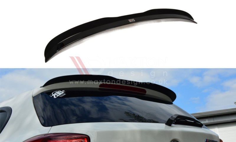 SPOILER CAP BMW 1 F20/F21 M-POWER - Car Enhancements UK