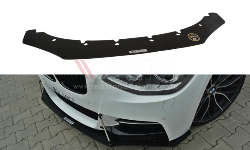 FRONT RACING SPLITTER BMW 1 F20/F21 M-POWER (PREFACE)