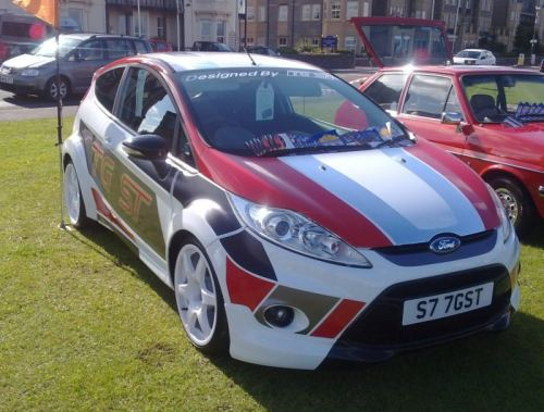 Fiesta MK7 ST TGST Fat Fiesta Kit - Car Enhancements UK