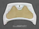 Clubsport by AutoSpecialists Lightweight Composite Bonnet for Fiesta Mk7 incl. ST180 - Car Enhancements UK