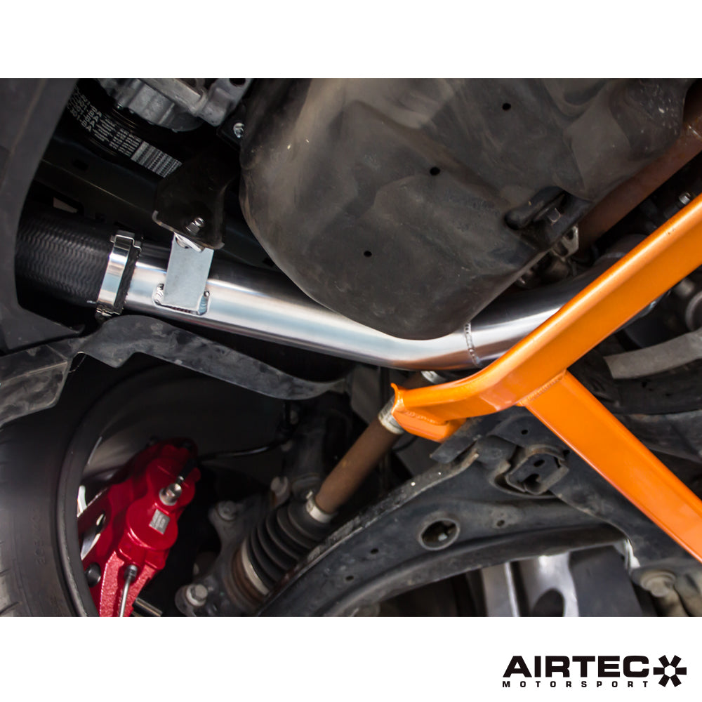 AIRTEC Motorsport Hot Side Lower Boost Pipe for Fiesta MK8 ST-200 - Car Enhancements UK
