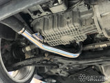 AIRTEC Motorsport hot side lower boost pipe for Fiesta ST 180/200 - Car Enhancements UK