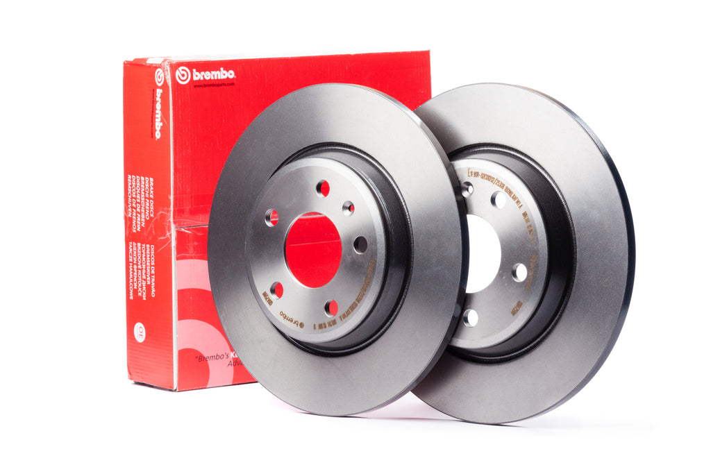 Brembo Brake Discs - MK7 Golf R - Car Enhancements UK