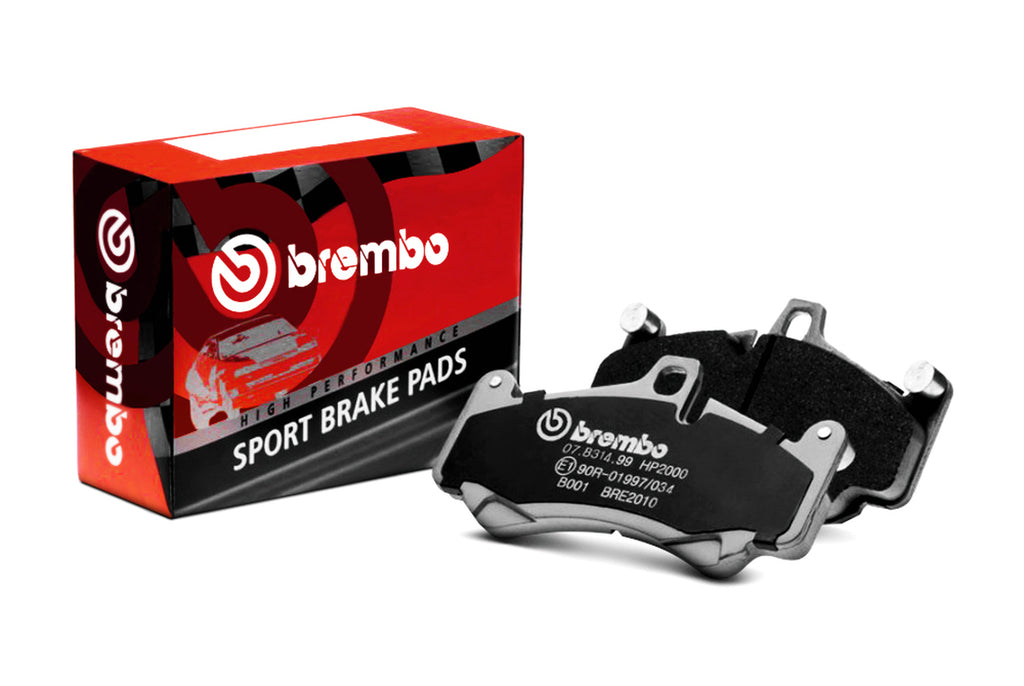 MK7 Golf R - Brembo Brake Pads