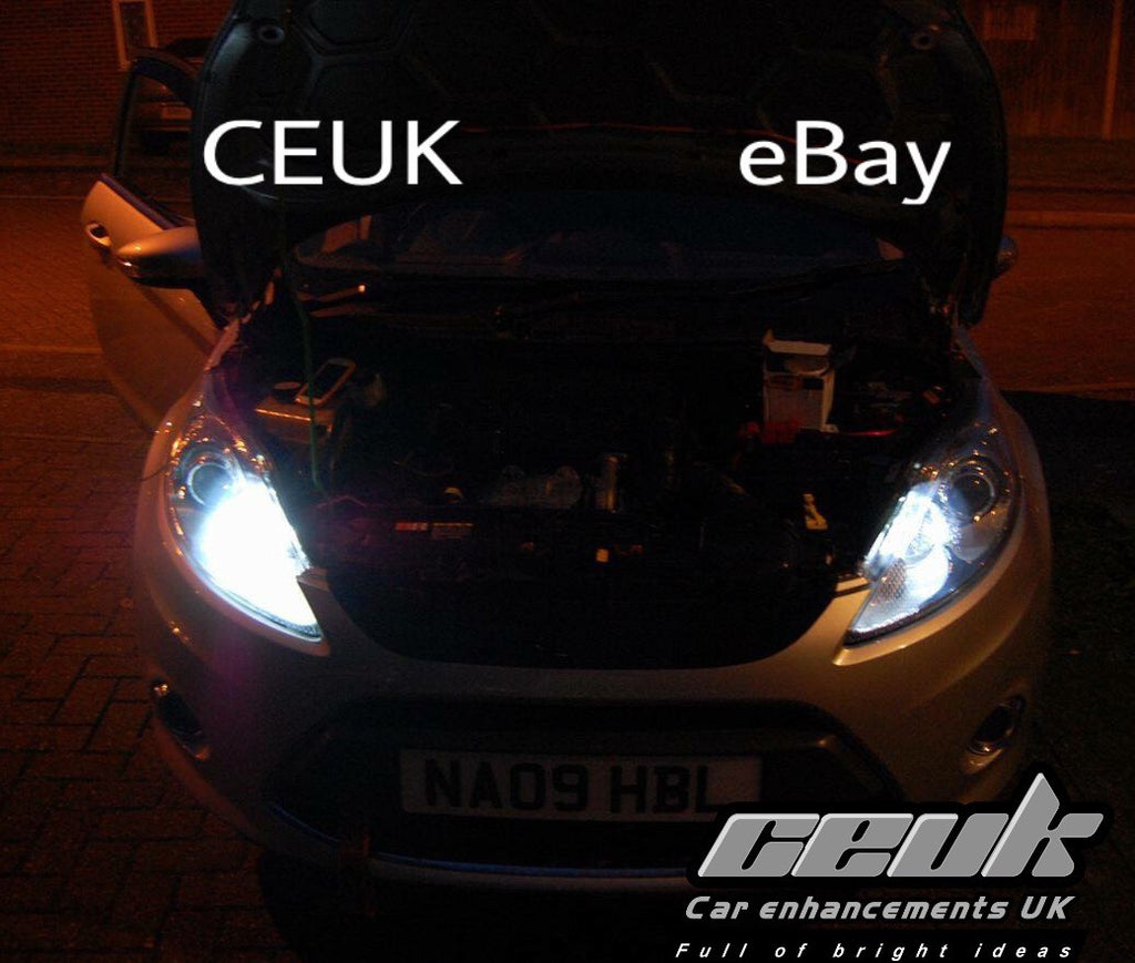 MK7.5 Fiesta Full Kit - Bulb DRL/Main Beam