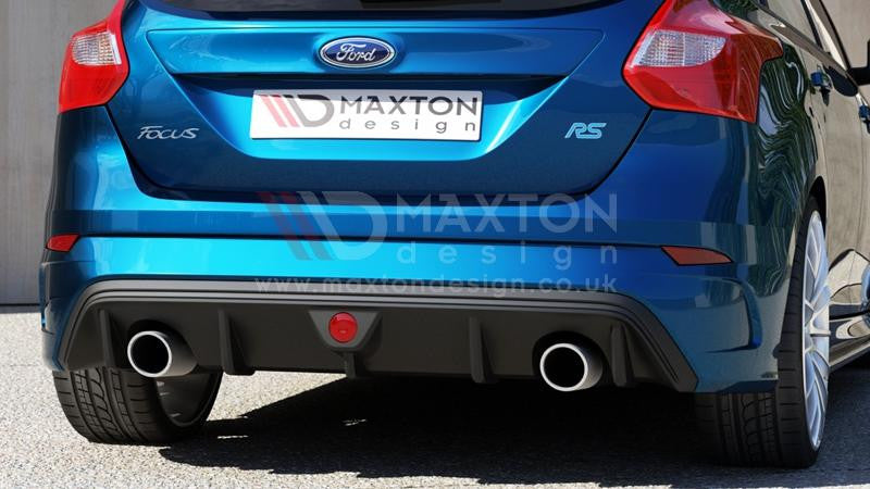 REAR BUMPER FORD FOCUS MK3 PREFACE (FOCUS RS 2015 LOOK)