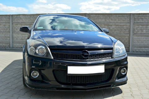 FRONT SPLITTER OPEL ASTRA H OPC / VXR NURBURG - Car Enhancements UK