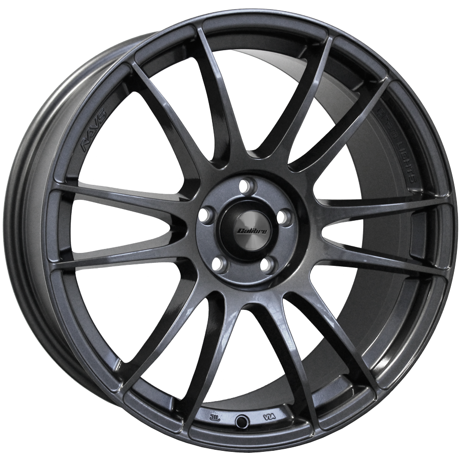 "Calibre Wheels - Suzuka 4x108 17"" - Car Enhancements UK"