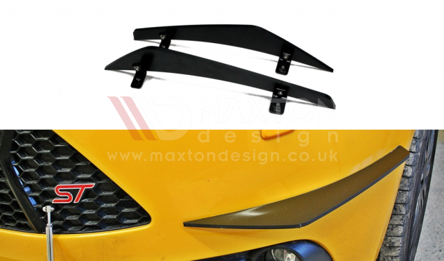 CANARDS FOCUS ST MK3 PREFACE VERSION 1 - Car Enhancements UK